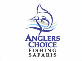 Anglers Choice Fishing Safaris logo design