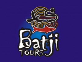 Batji Tours logo design