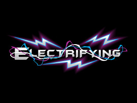 Electrifying NT logo design