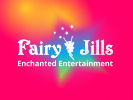 Fairy Jills Enchanted Entertainment logo design