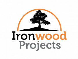 Ironwood Projects logo design
