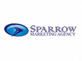 Sparrow Marketing logo design