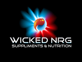 Wicked NRG logo design
