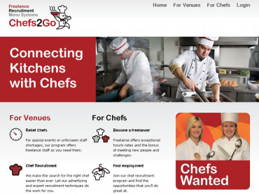 Cooking up a great web success story