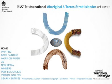 27th National Telstra Aboriginal and Torres Straight Islander Arts Awards