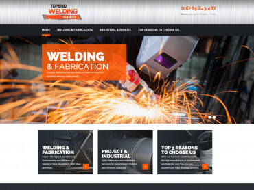 Top Reasons for Top End Welding